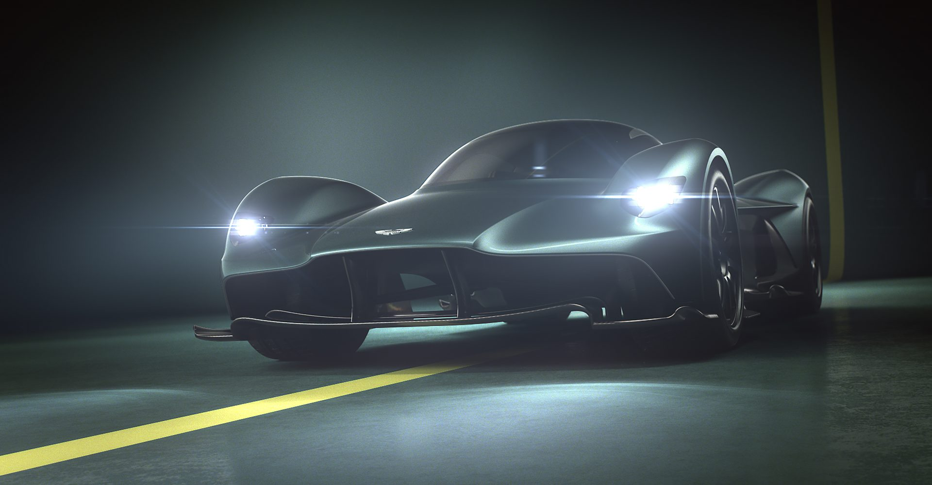 Top-Secret Stats Reveal Aston Martin Valkyrie Will Have 1,115bhp