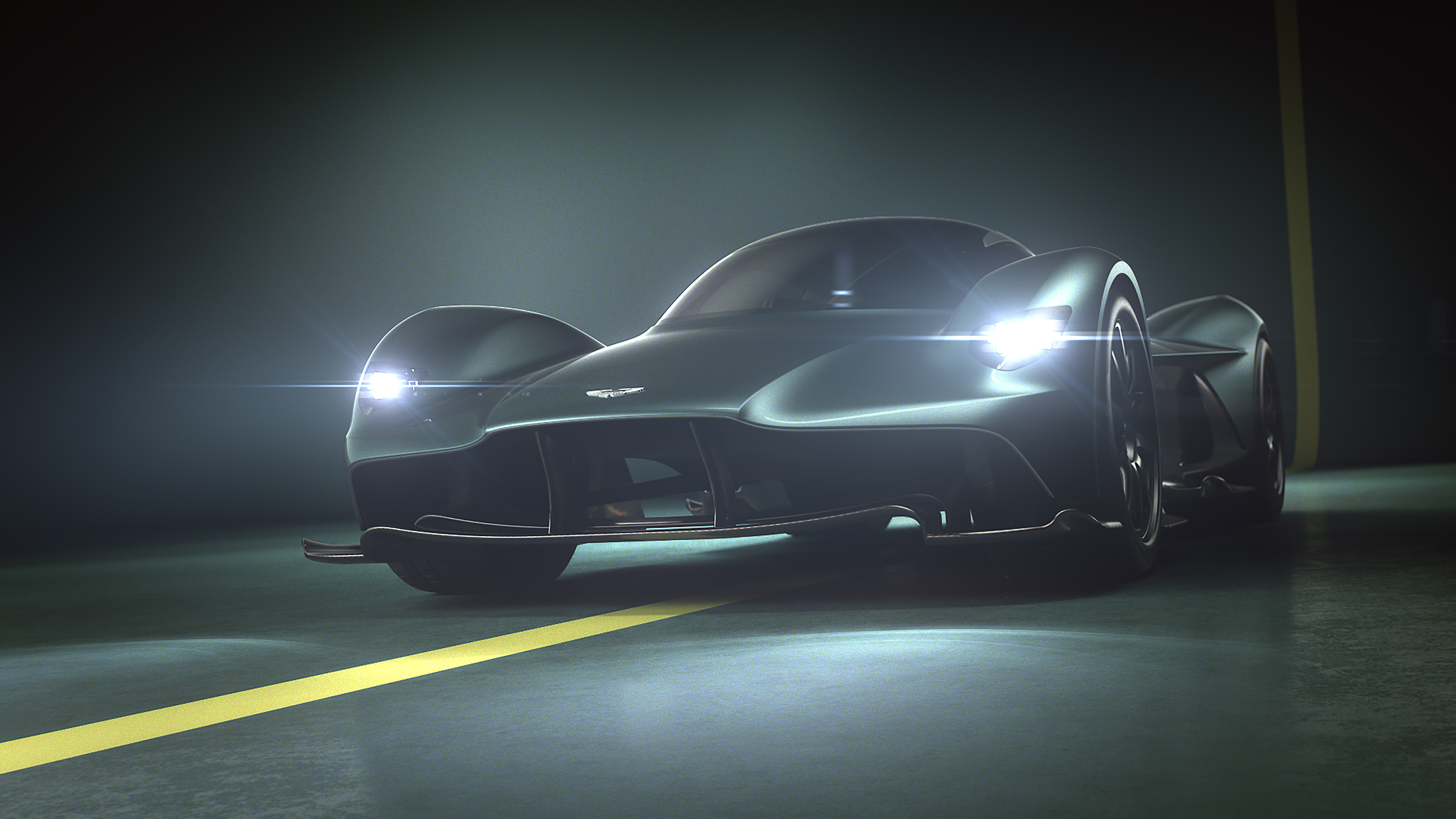 Top secret stats reveal aston martin valkyrie will have 1 115bhp superunleaded com