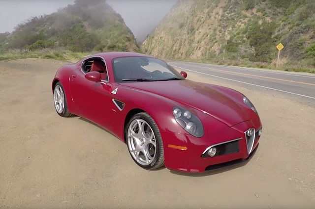 Is The Alfa Romeo 8C Still A Great Car 10 Years On?