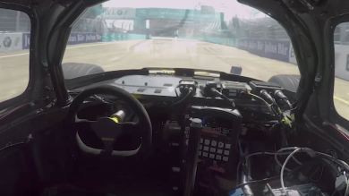 Driverless Car Comes Close To Human Lap Time As It Laps Berlin Circuit At 124mph