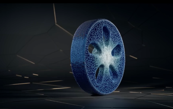Even Tyres Could Be 3D Printed In The Future