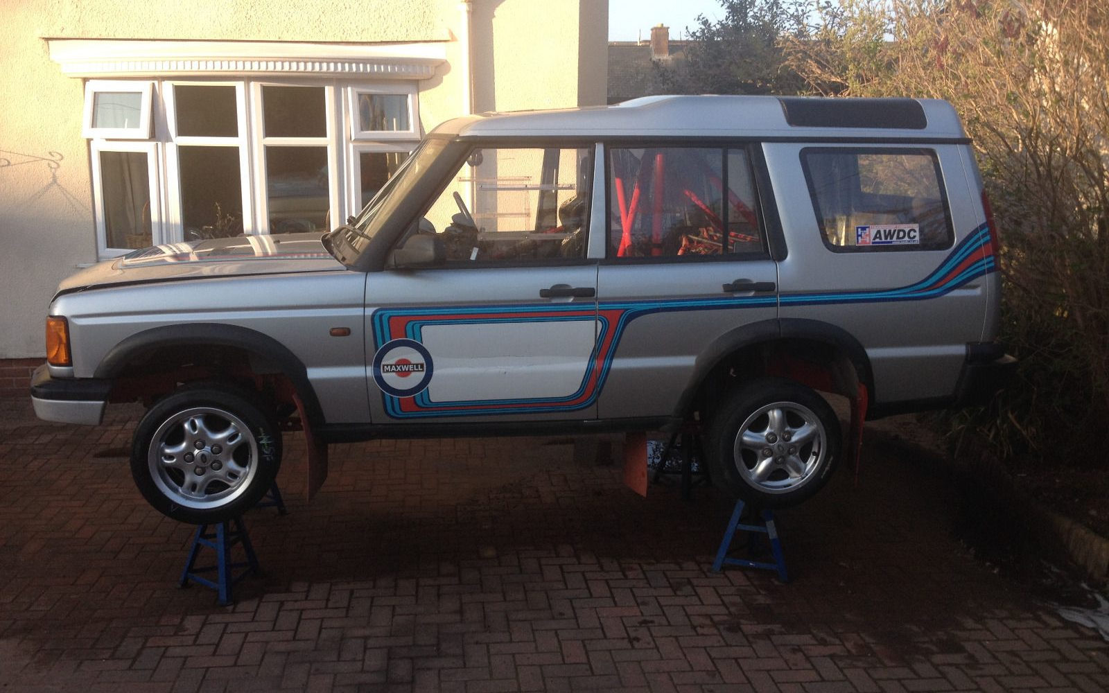 This BMW M3-Powered Land Rover Discovery Could Be Yours – But Hurry!