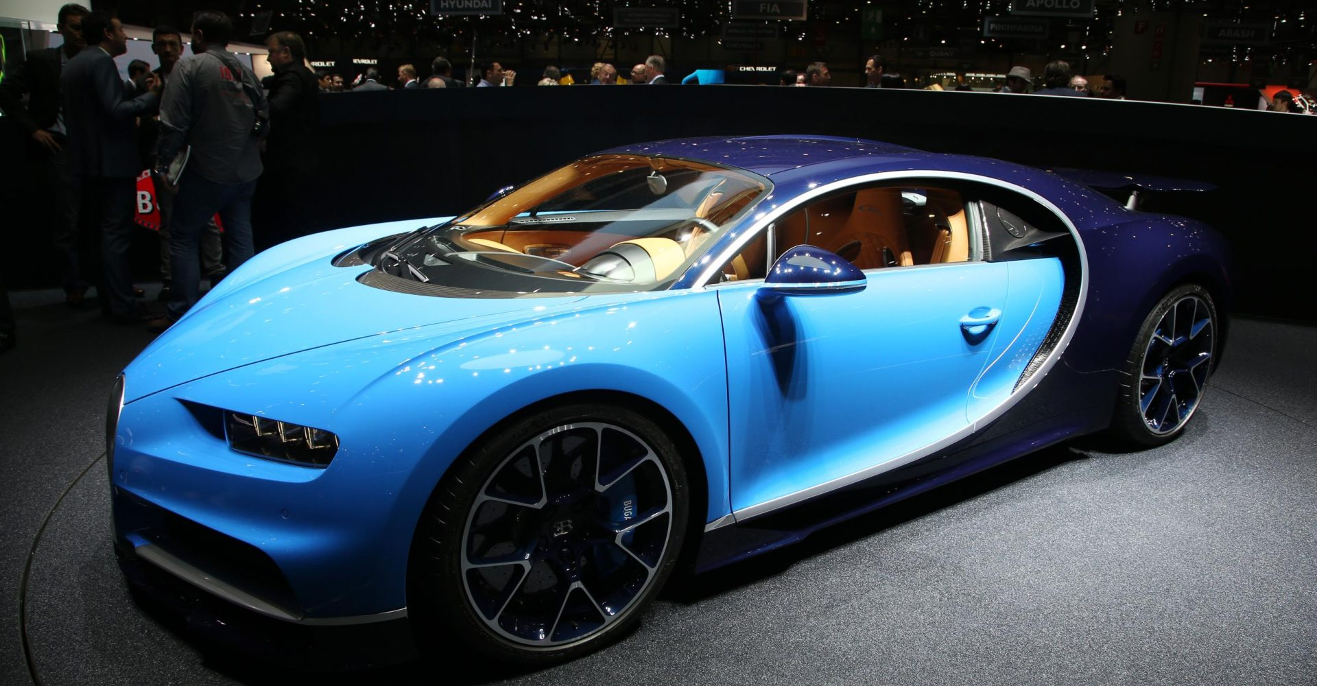 Next Bugatti Chiron will have to be electrified to beat current car's credentials