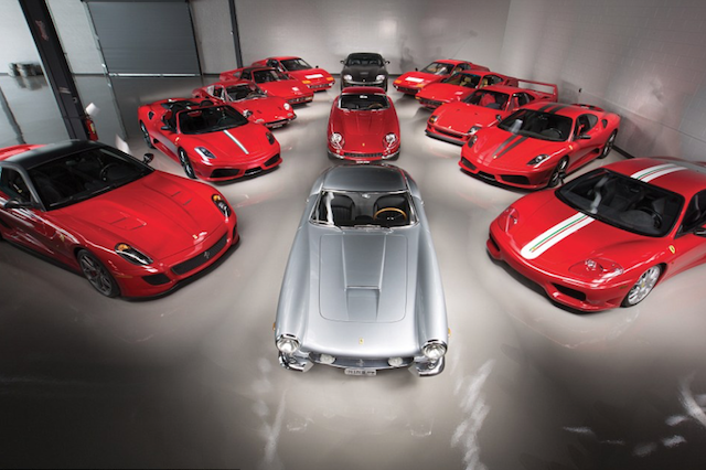 13 stunning Ferraris expected to fetch £14 million – here's what's up for grabs