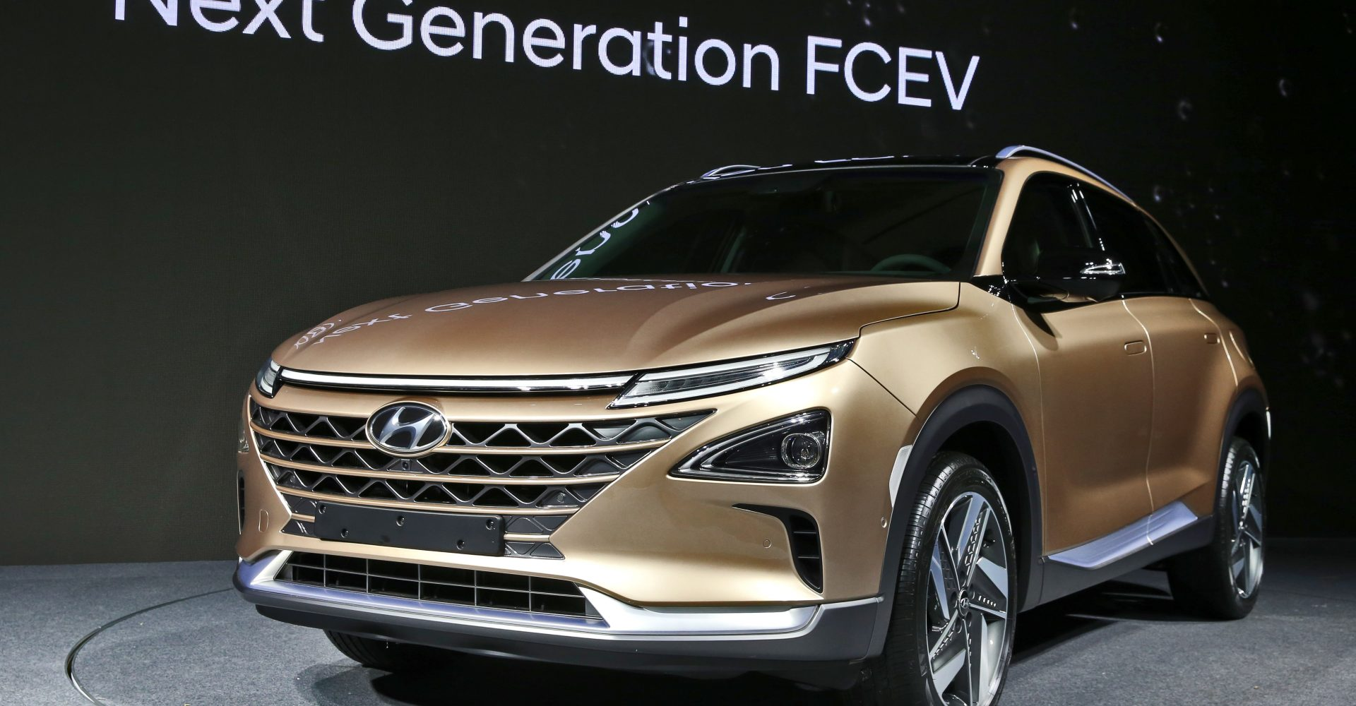 Next generation Hyundai hydrogen fuel-cell car is here