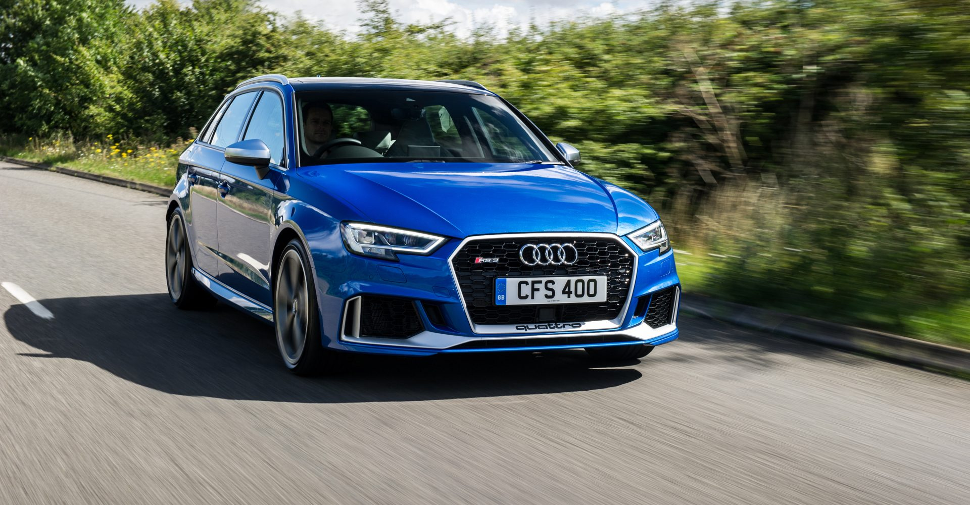 5 cool things we learnt driving the new Audi RS3