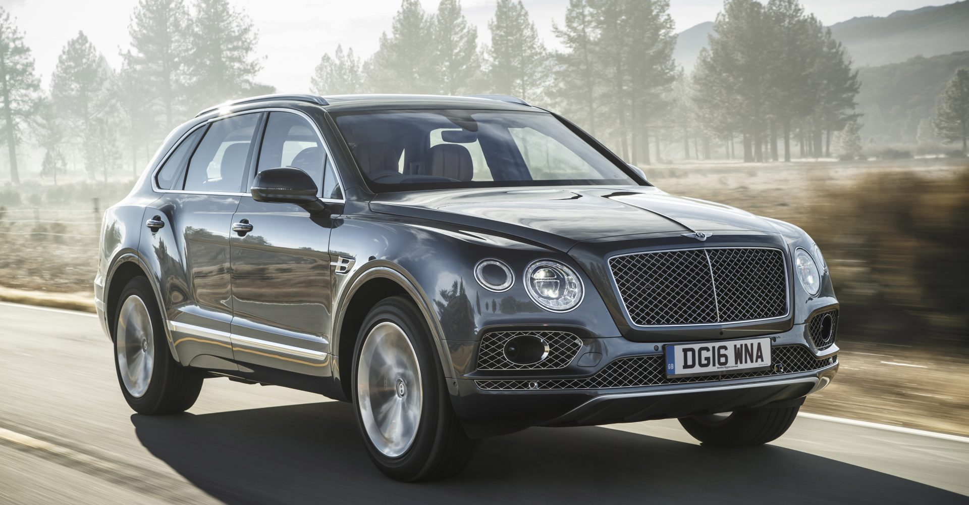 Audi you like that? Rolls-Royce CEO takes a shot at Bentley's Bentayga