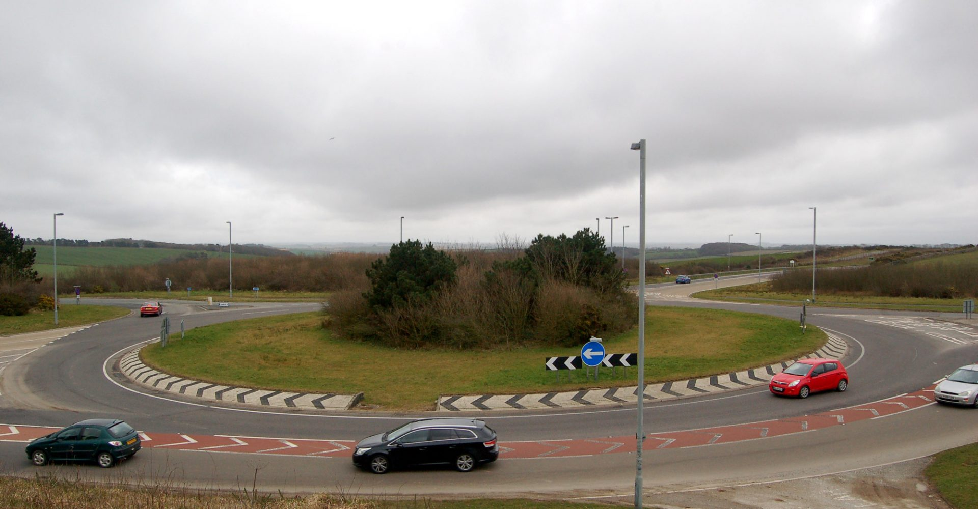 Dangerous roundabout dubbed worst in Britain