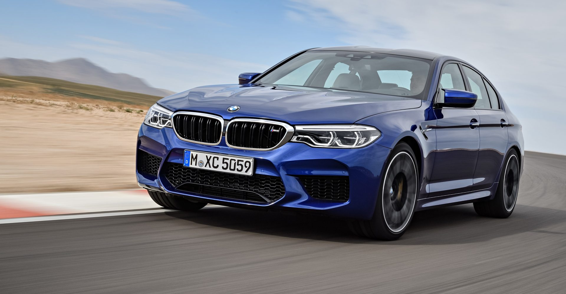 What you need to know about the new BMW M5