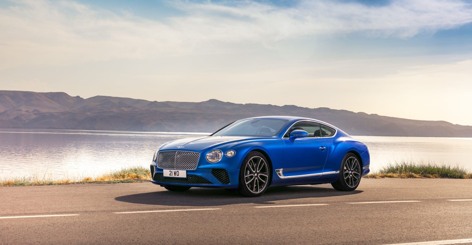 Bentley unveils the latest Continental GT – and it's a stunner