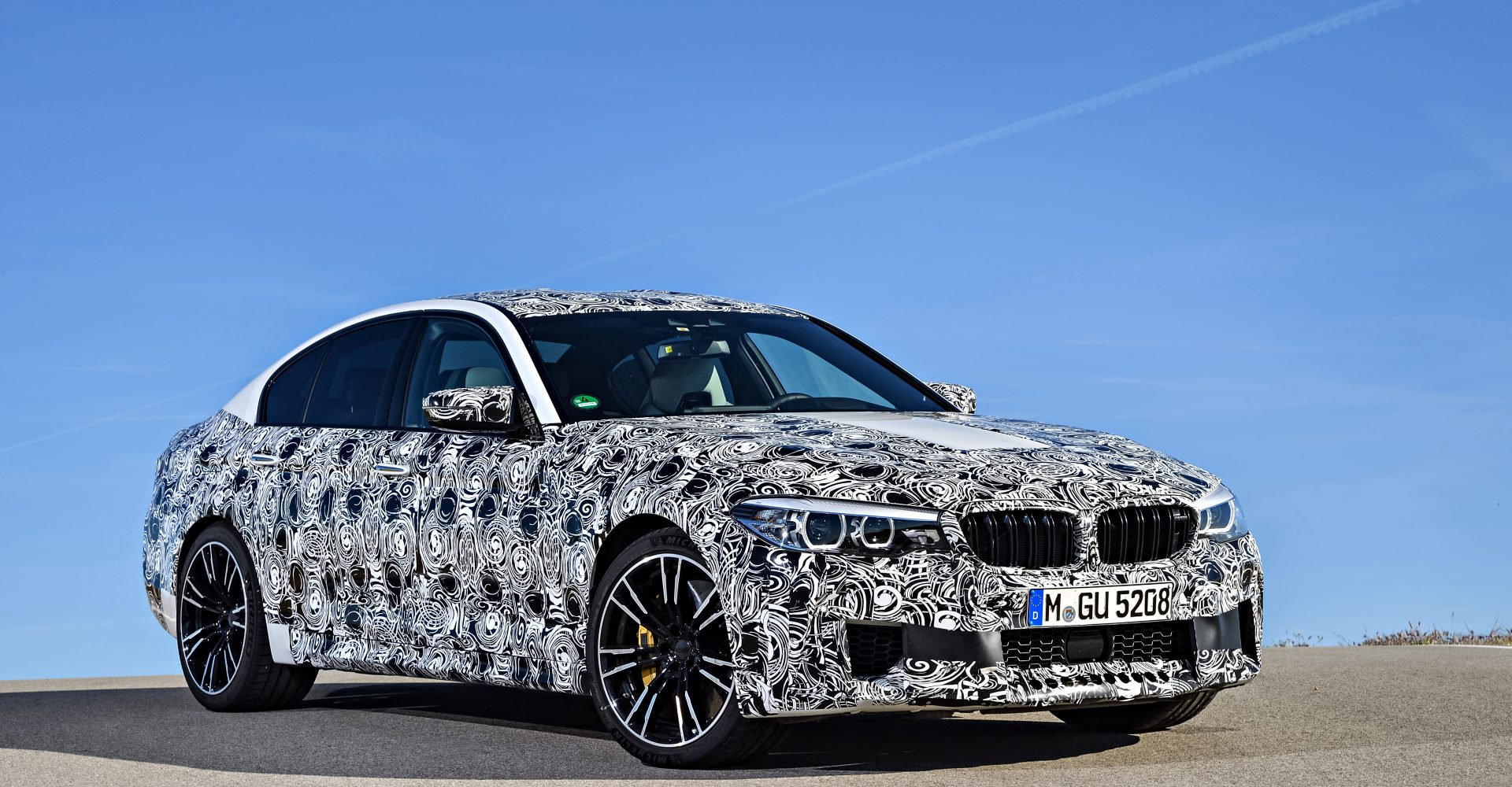 Here's what we know about the new BMW M5