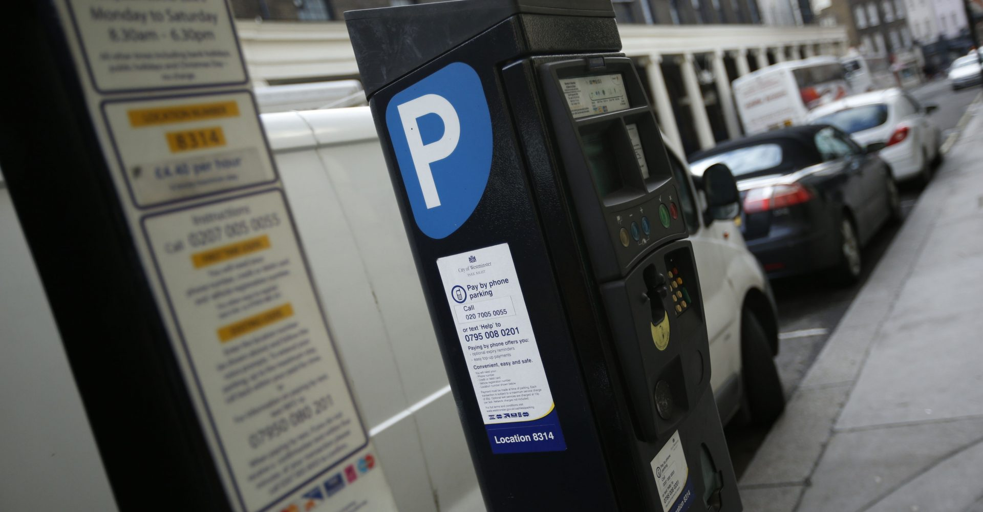 People avoid pay-by-phone parking because cash is king