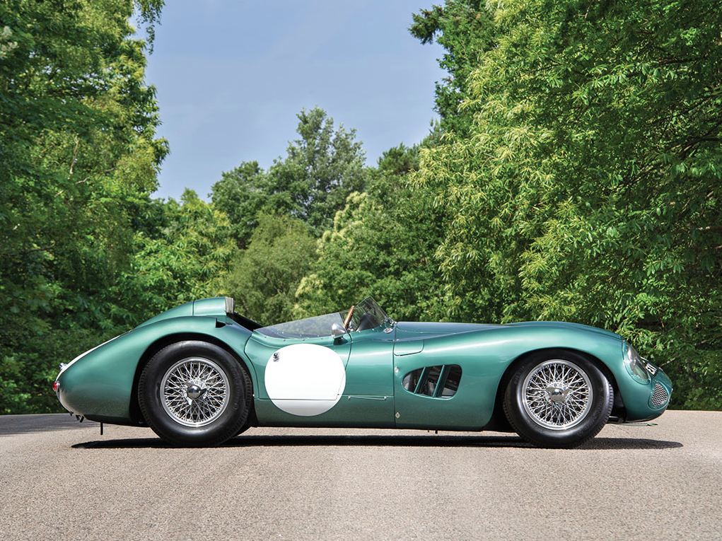 Most expensive British car sold goes for £17.5m