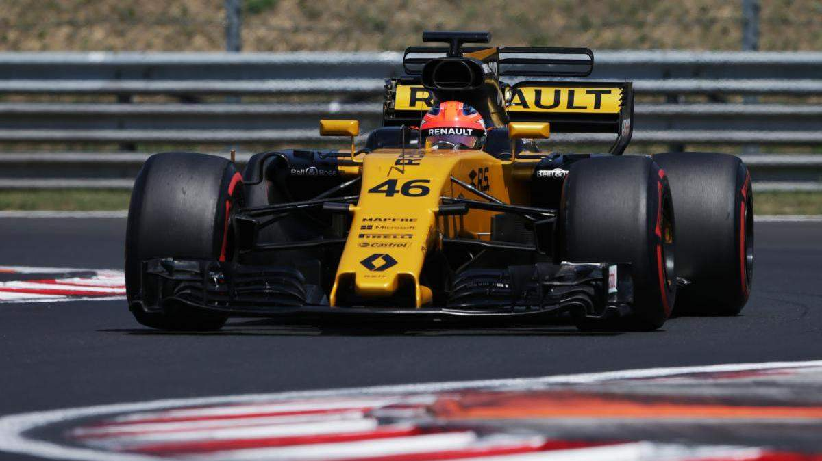 Kubica makes promising return to an F1 car at Hungary test