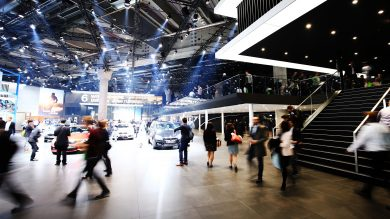 These tweets perfectly summarise the Frankfurt Motor Show