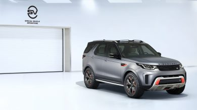 5 reasons why the Land Rover Discovery SVX is our new favourite 4×4