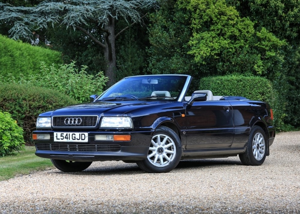 Diana's not-so-convertible Audi heads to auction