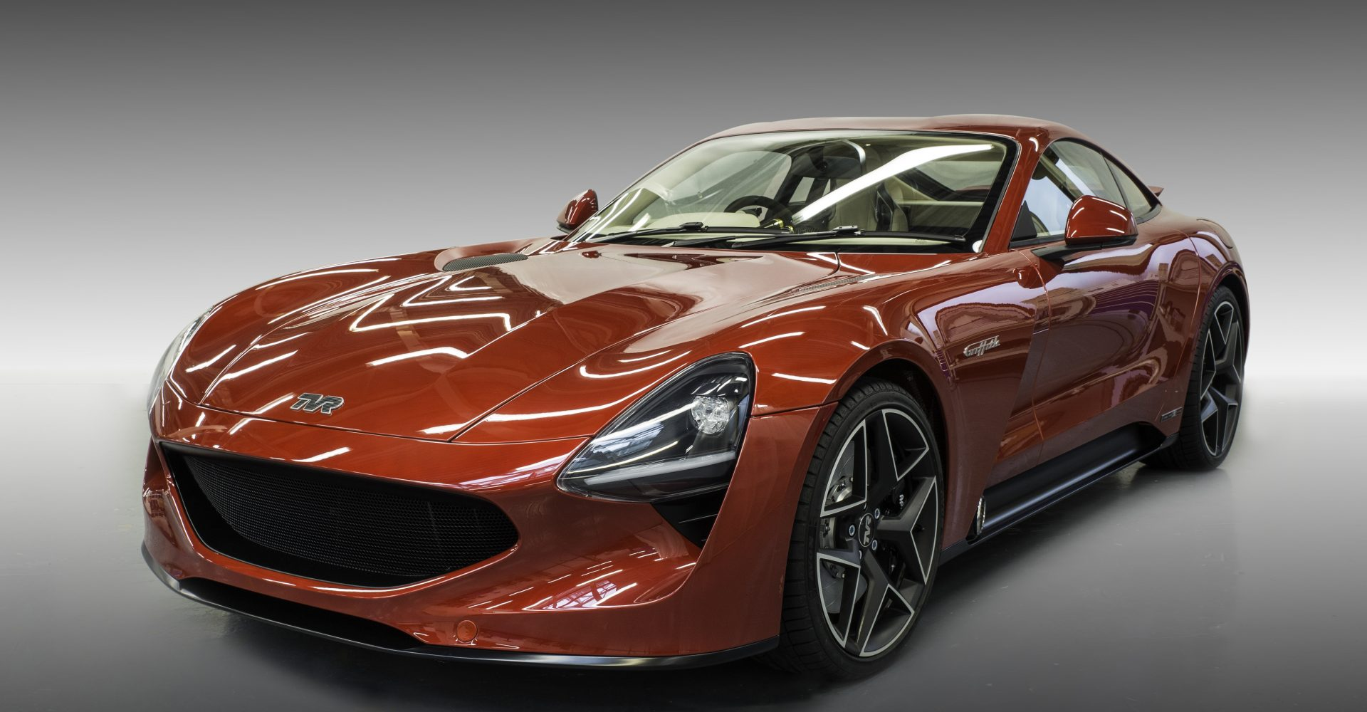 5 things you need to know about the TVR Griffith