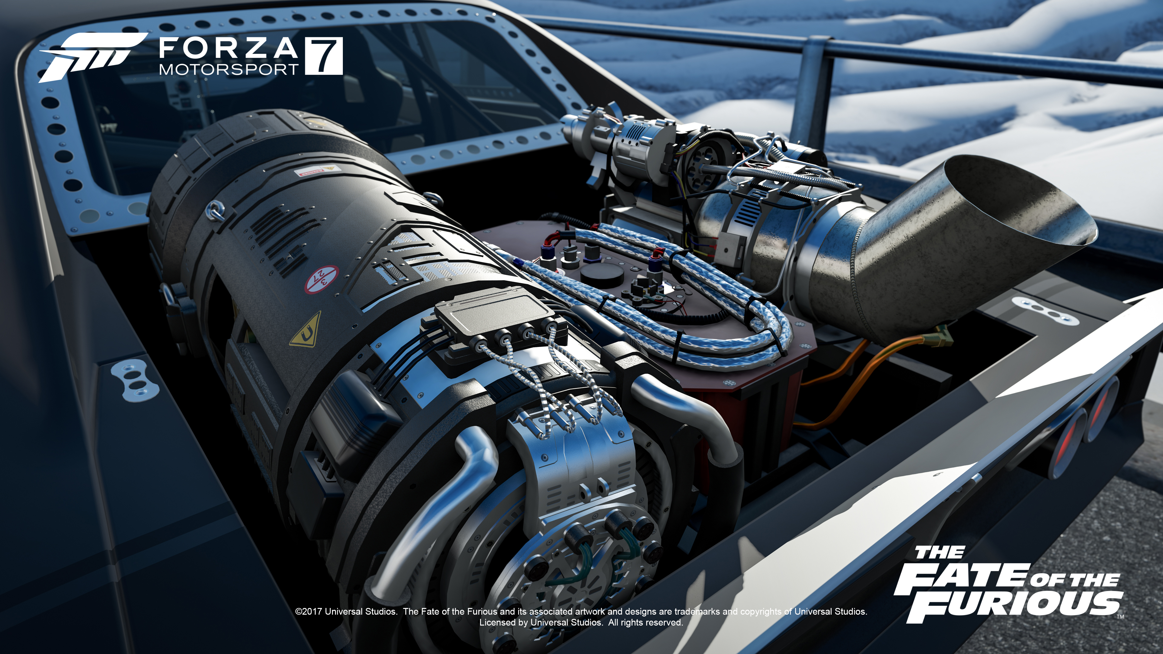 DodgeCharger_FM7_FateofFuriousCarPack Amazing Porsche 911 Gt2 Rs Engine Cars Trend
