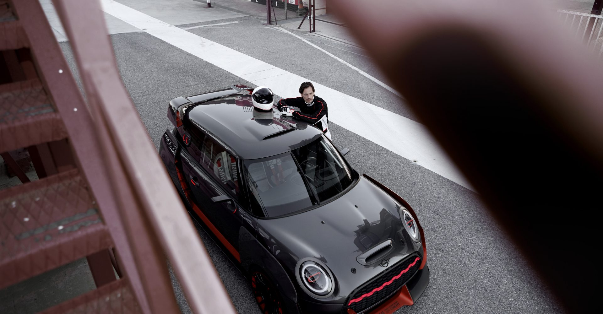 5 things you need to know about the Mini John Cooper Works GP Concept