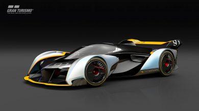 McLaren's Ultimate Vision GT set for Gran Turismo Sport debut