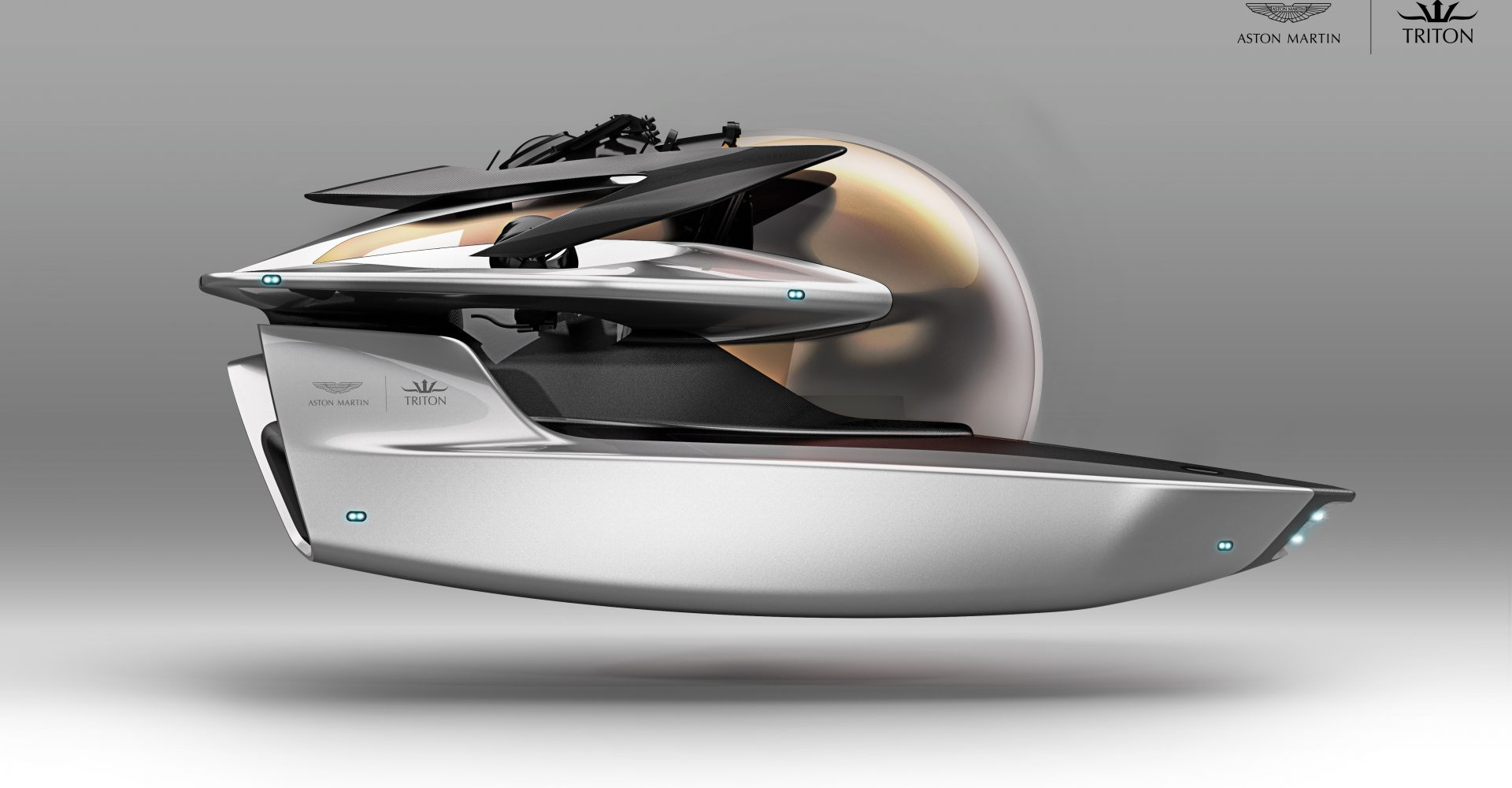 Aston Martin is building a submarine, because why not?