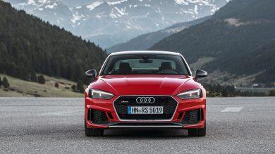 Audi RS5 carbon Edition