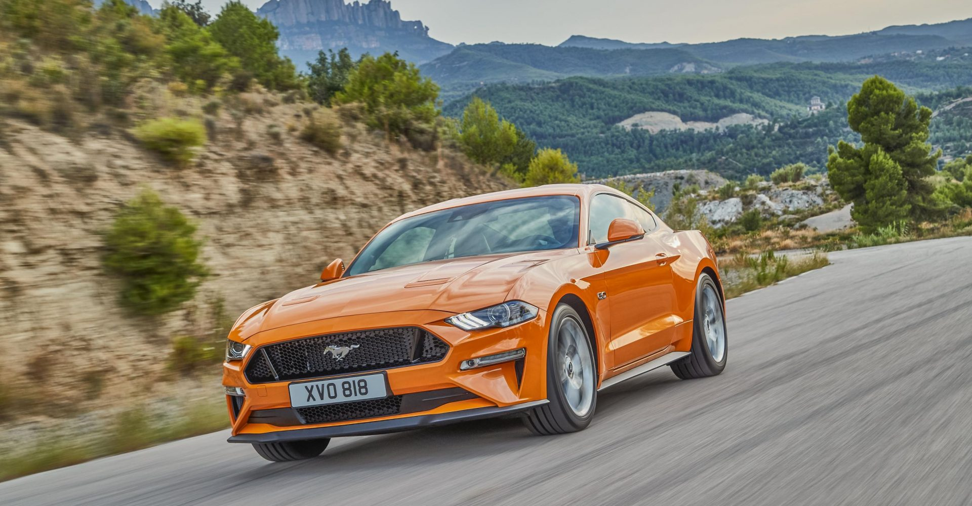 7 things you need to know about Ford's new Mustang