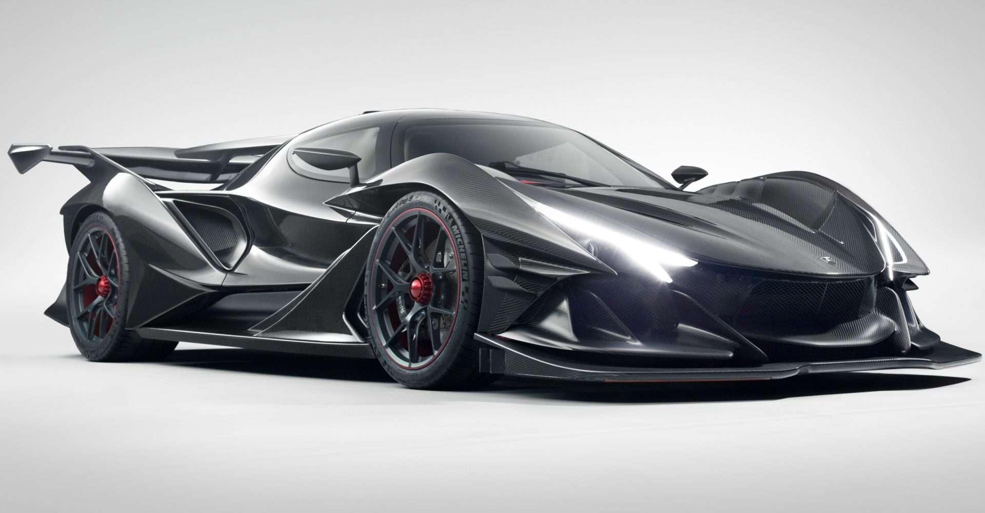 Apollo's new supercar is an insane V12 monster