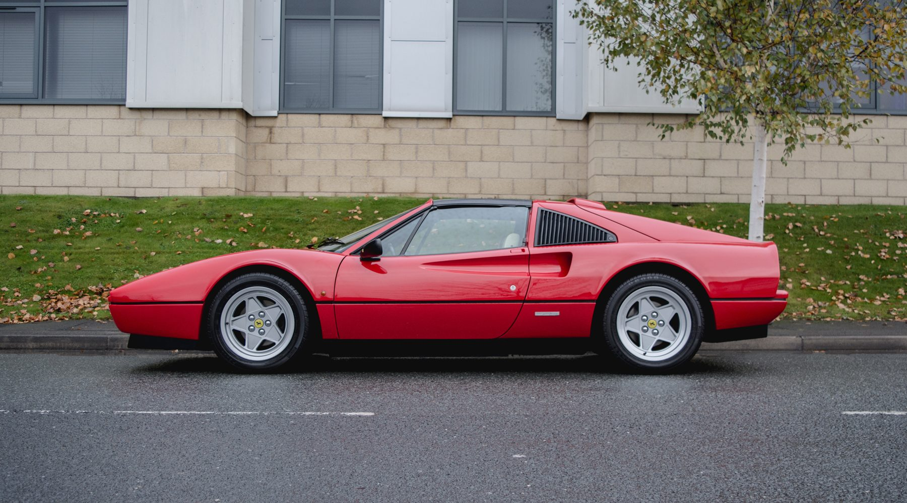 Ultra-low mileage classic Ferrari set to go under the hammer