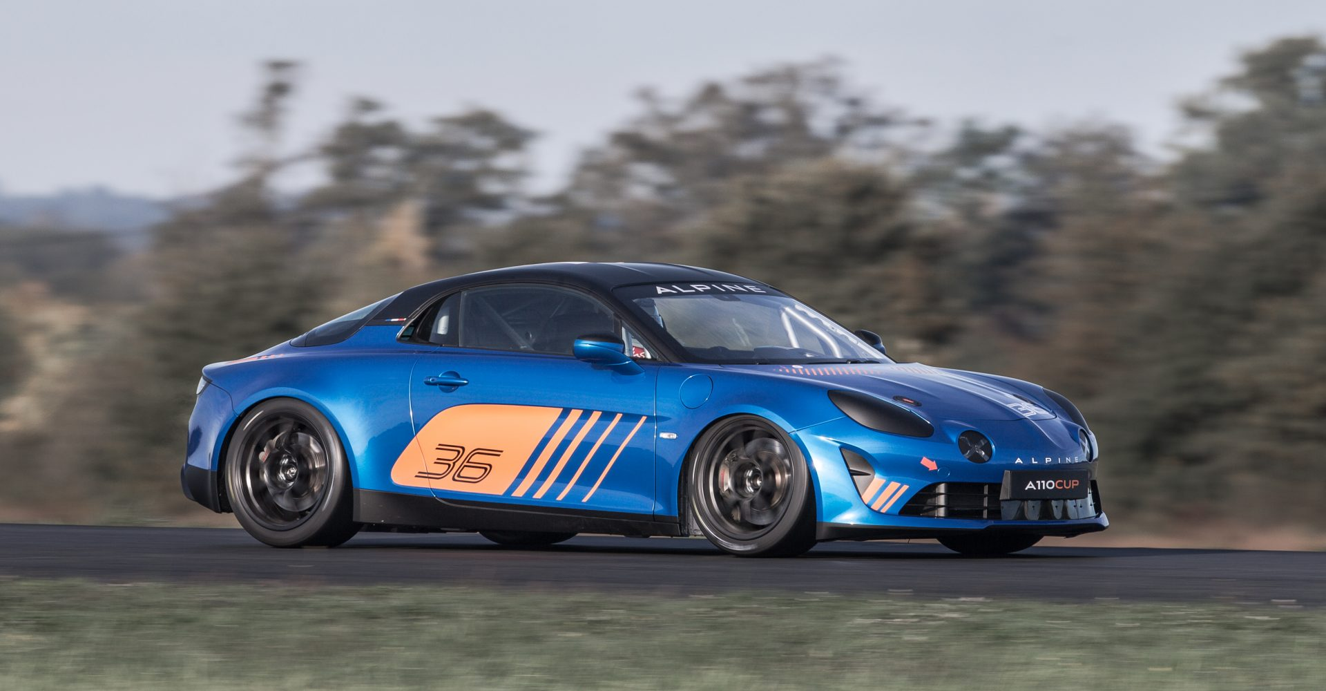 Are you ready for Alpine's 270bhp track-only A110 Cup?