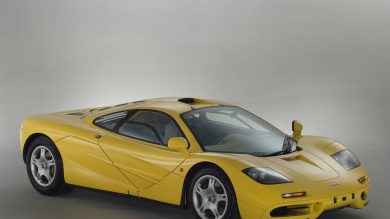 Buy it like it's 1993! A delivery-mileage McLaren F1 is up for sale