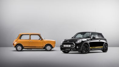 Mini harks back to classic 1275 GT with striking new model
