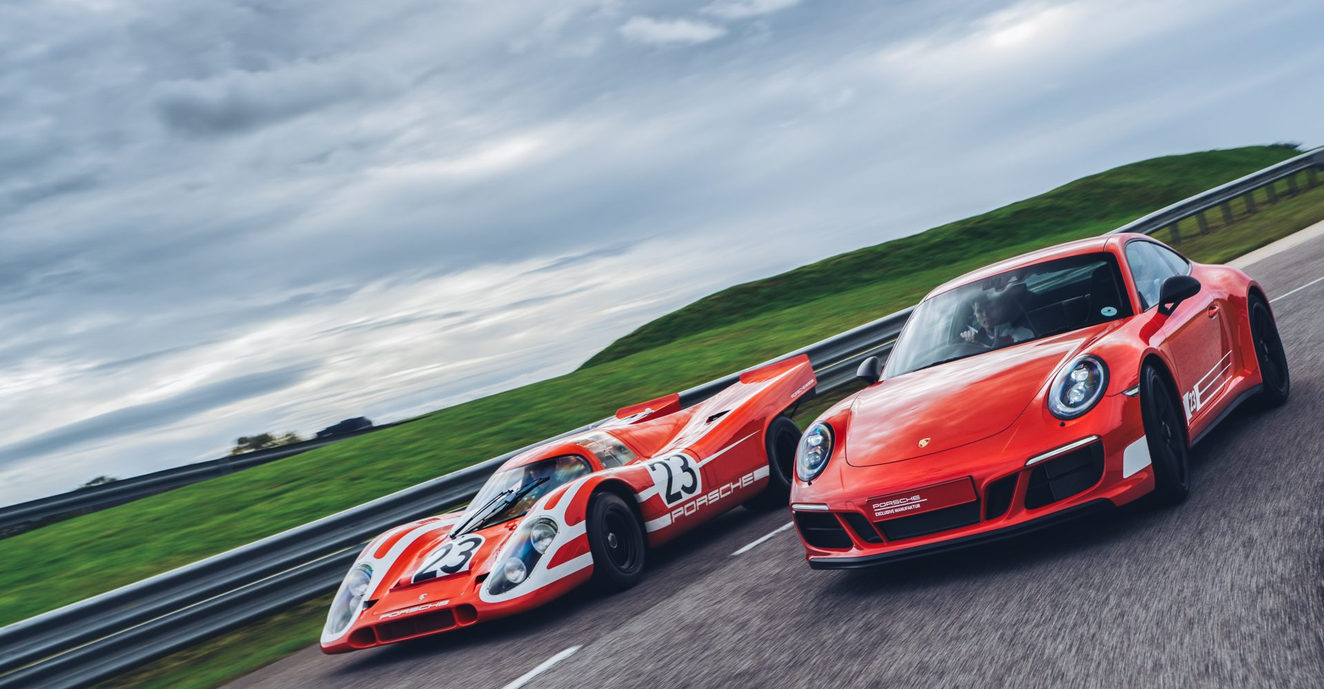 Porsche reveals Le Mans-inspired 'British Legends Edition' 911s