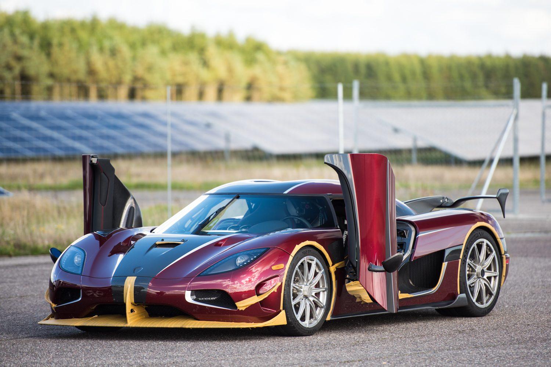 Unlucky, Bugatti — Koenigsegg's Agera RS has shattered the 0-249-0mph record