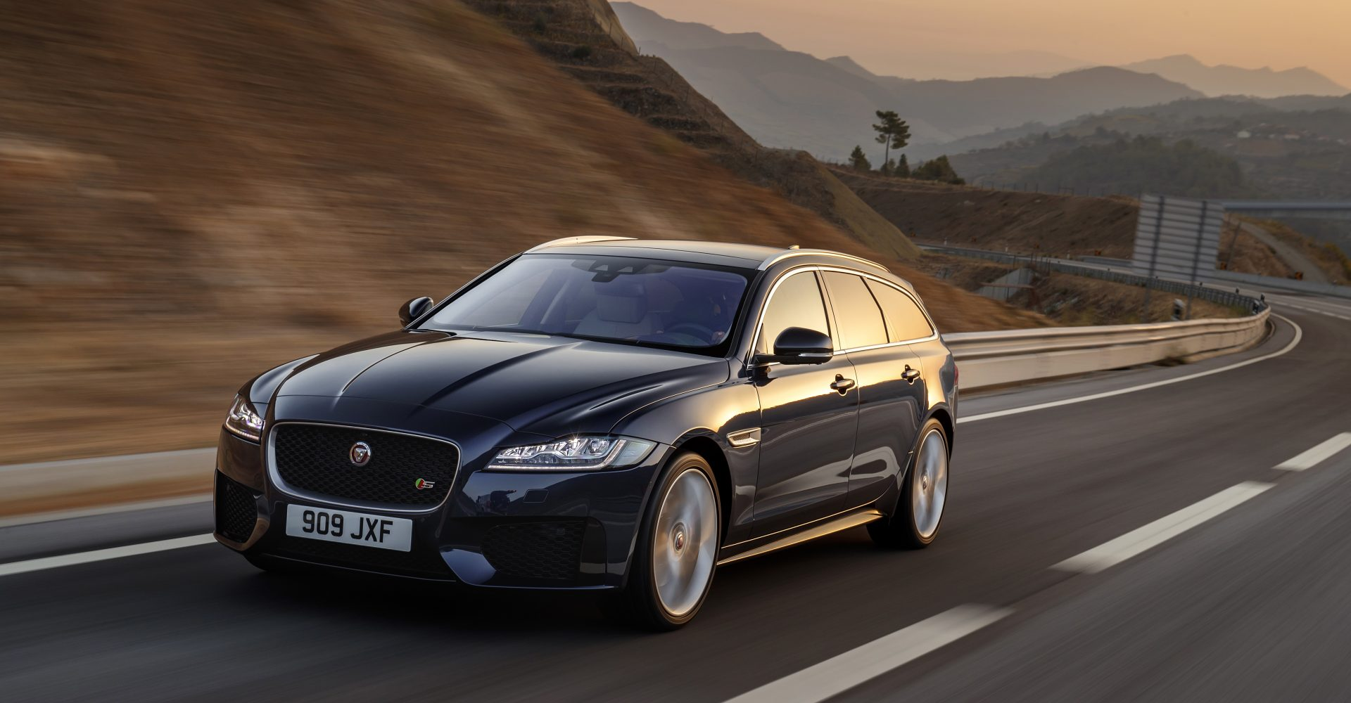 Here are five things we've found out about the new Jaguar XF Sportbrake