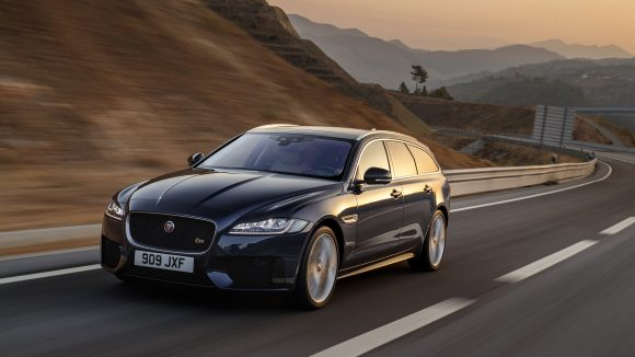 Here's five things we've found out about the new Jaguar XF Sportbrake