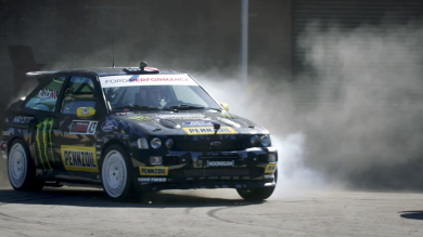 Here's a taste of what to expect from Ken Block's Gymkhana 10