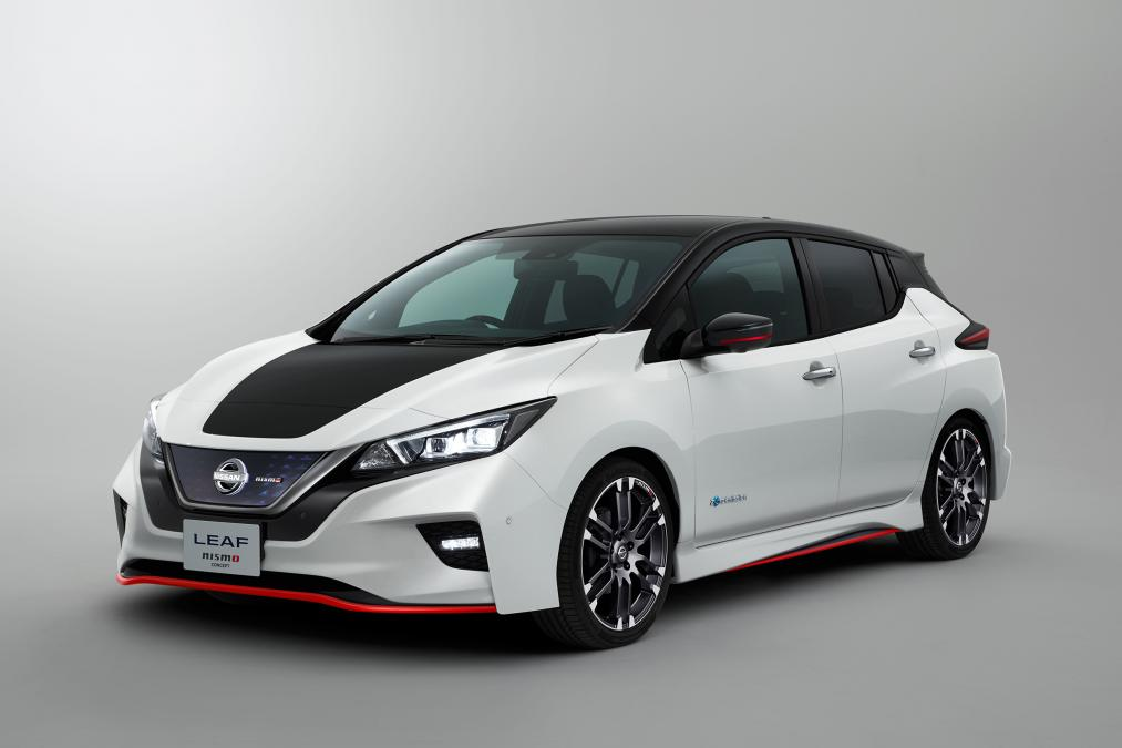 Nissan confirms it's planning a Nismo Leaf