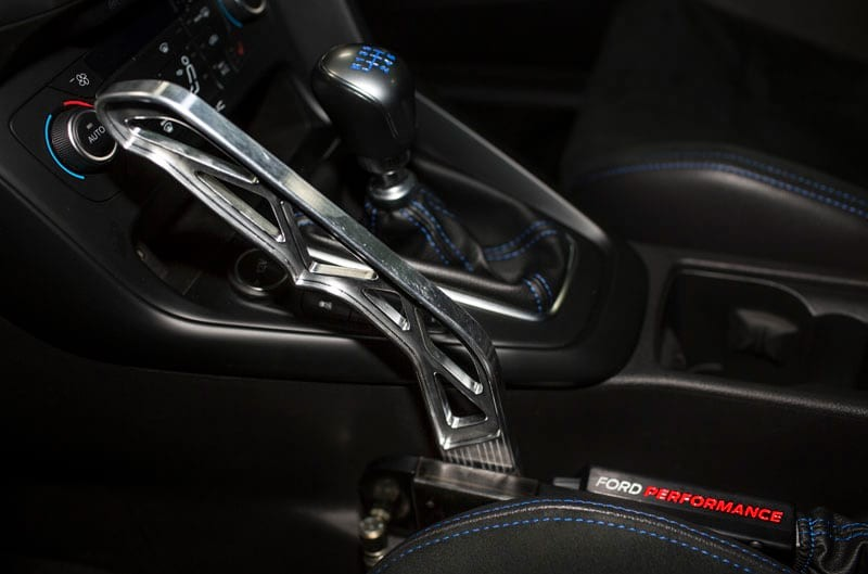Take your Ford Focus RS sideways with the new 'Drift Stick'