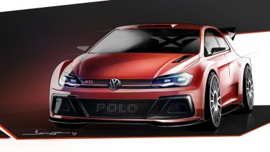 Introducing Volkswagen's 266bhp Polo GTi rally car