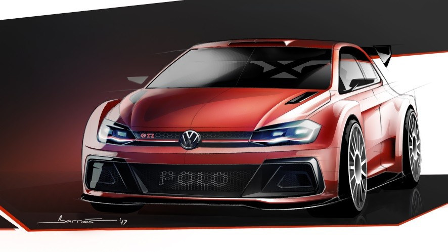 introducing volkswagen s 266bhp polo gti rally car. Black Bedroom Furniture Sets. Home Design Ideas
