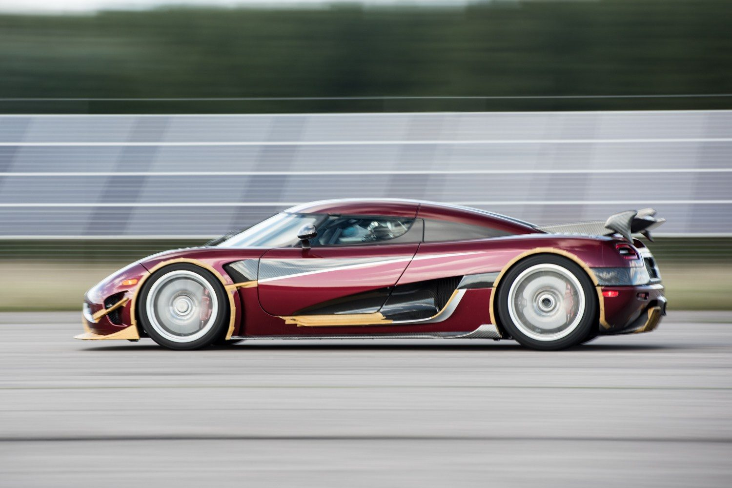 Koenigsegg's Agera RS is the world's fastest production car