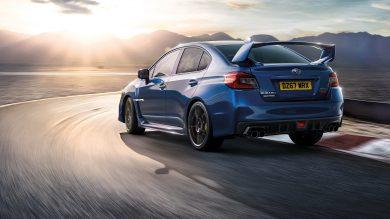 Goodbye, WRX STI — Subaru ends UK sales of performance legend