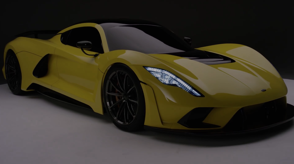 Hennessey reveals 1,600bhp, twin-turbocharged F5