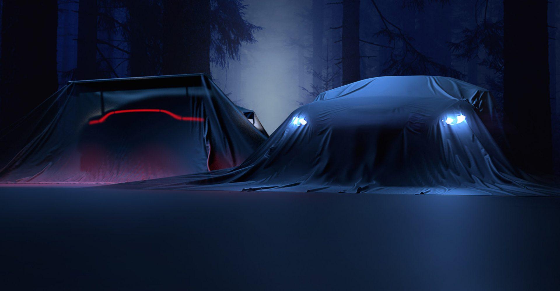 Aston Martin teases brand new Vantage
