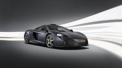 Meet the super rare special edition McLarens