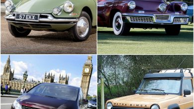 Eight cars that were ahead of their time