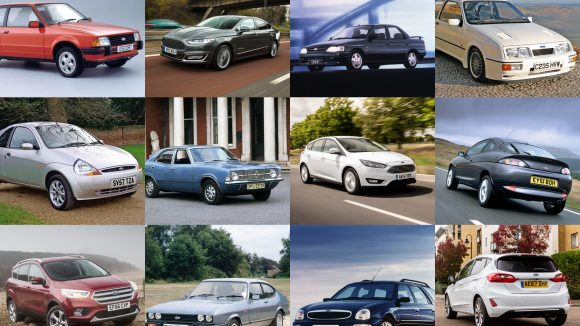 Ford's greatest hits – the 25 best-selling Fords of all time