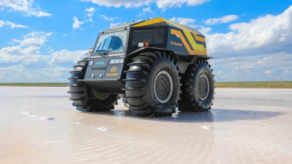 Canadians foil 'unstoppable' Top Gear off-roader